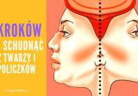7 kroków jak schudnąć z twarzy i policzków